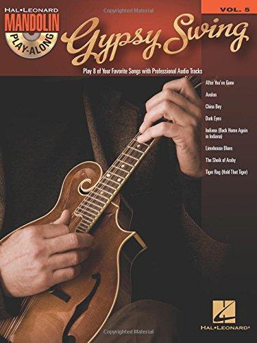 Gypsy swing +CD (Mandolin Play Along)