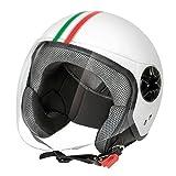 Lampa 90719Motorrad Helm Demi-Jet, Italien, Größe M