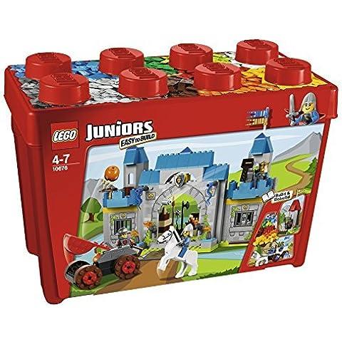 LEGO Juniors - El castillo de los caballeros, juego de construcción (10676)