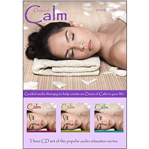 Relaxation CD - Oasis of Calm - Triple CD Set.