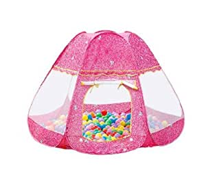 """Zuwit Pop Up Baby & Kids Play Tent House 70"""" Large Space"""