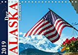 Der Alaska Kalender CH-Version (Tischkalender 2019 DIN A5 quer): Ein Monatskalender mit 12 wunderschönen Fotos, aufgenommen in der Wildnis Alaskas. (Monatskalender, 14 Seiten ) (CALVENDO Natur) - Max Steinwald