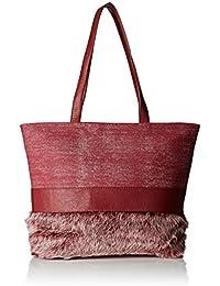 LAVAND L68C326P01, Bolso Mujer, Rojo, talla única
