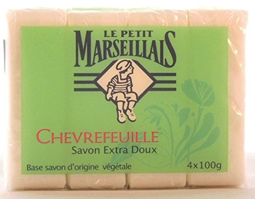 Le Petit Marseillais Seife, 4 x 100 g -