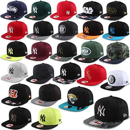 newest 243b9 1116a New Era Snapback Cap 9Fifty New Era  K25 - S M
