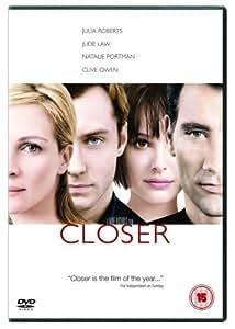 Closer [DVD] [2004] [2005]