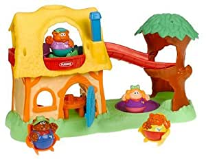 Weebles Storybook World Goldilocks Adventure Cottage