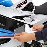 Lámina protectora Kawasaki GTR 1400 transparente Racetecs 75 x 100 cm