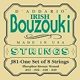 D\'Addario Cordes pour bouzouki irlandais D\'Addario J81