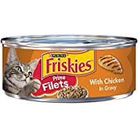 Purina Friskies Chicken Cat Food, 5.50 Ounce