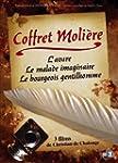 MOLIERE - Coffret 3 DVD : Le malade i...