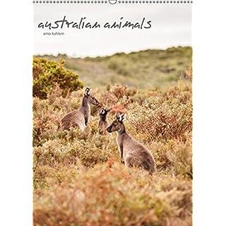 australian animals (Wandkalender 2019 DIN A2 hoch): Die Tierwelt Australiens (Monatskalender, 14 Seiten ) (CALVENDO Tiere)