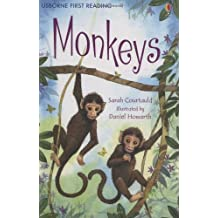 Monkeys (First Reading Level 3) by Sarah Courtauld (2009-01-30)