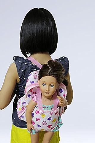 ZITA ELEMENT® Enfant Mode Sac à dos Porte-Bébé Pour 18