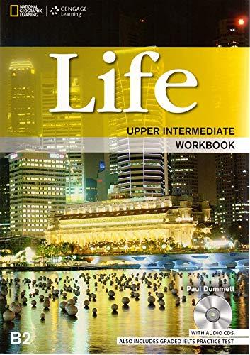 Life. Upper-intermediate. Workbook. Per le Scuole superiori. Con CD Audio: Life. Upper Intermediate B2 Level. Workbook: 5 por Paul Dummett