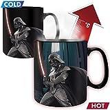 Star Wars Darth Vader - Tasse mit Thermoeffekt Keramik-Becher Standard