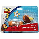 Disney Pixar Toy Story Wind-Up Slinky Dog with Free Storage Bag by Brybelly