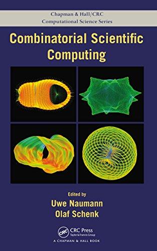 Combinatorial Scientific Computing (Chapman & Hall/CRC Computational Science Book 12) (English Edition)