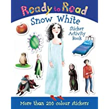 Snow White Sticker Book (Ready to Read Sticker Books)