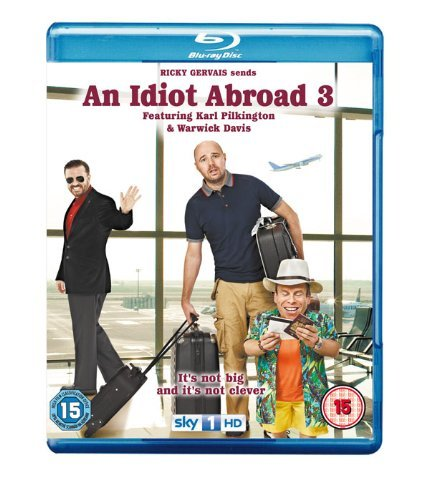 Bild von An Idiot Abroad - Series 3 [UK Import]