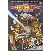 Doctor Who Dvd Files #6 - Series 1 Episodes 11 & 12 - Boom Town & Bad Wolf Part 1 of 2 - DVD ONLY
