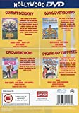 Comedy- Combat Academy, Going Overboard, Drowning Mona, Picking Up The Pieces (4 FILMS/2 DVD'S)