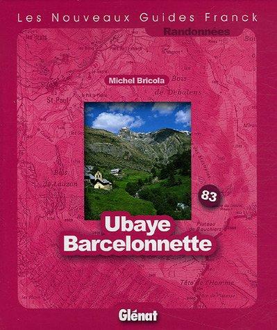 Ubaye Barcelonnette par Michel Bricola, IGN