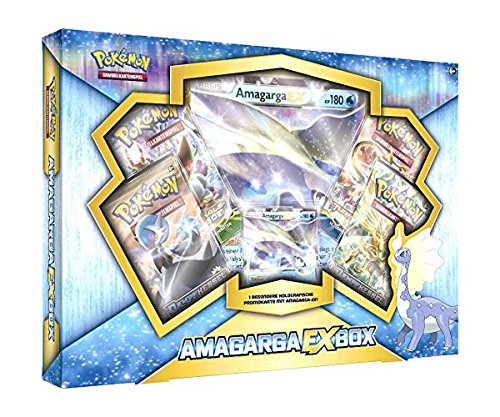 Pokemón USA Inc. – Karten Pokemon EX Amagarga