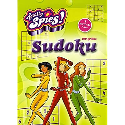 Totally Spies - Sudoku Volume 1