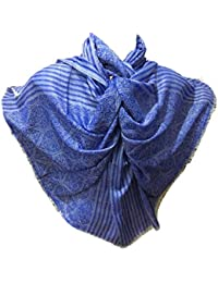 Beautiful Pashmina Stole IN BLUE