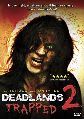 Deadlands 2: Trapped (Extended & Unrated) by Jim Krut (Eisenhower D Dwight Dvd)