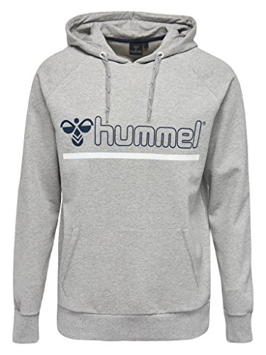 Hummel Herren Hmlcomfort Hoodie Grey Melange