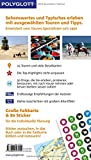 POLYGLOTT on tour Reiseführer Tunesien: Mit großer Faltkarte, 80 Stickern und individueller App - Friedrich Köthe