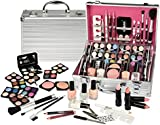 Urban Beauty - Vanity Case Cosmetic Make Up Urban Beauty Box Travel Carry Gift Storage 64 Piece - New for 2016