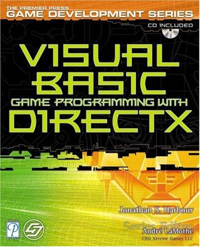 Microsoft Visual Basic Game Programming With Directx 8.0 (The Premier Press Game Development Series) - Premier-tool