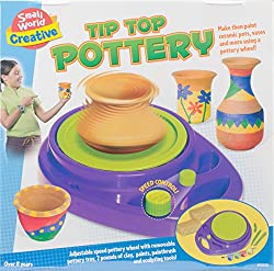 Small World Tip Top Pottery