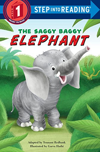 The Saggy Baggy Elephant (Step Into Reading 1)