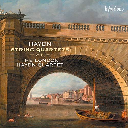 Haydn: Die Streichquartette Op. 64 -
