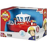 Unbekannt Feuerwehrmann Sam Titan Boot [UK Import] preisvergleich bei kleinkindspielzeugpreise.eu
