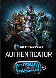 Blizzard Battle.net  Authenticator