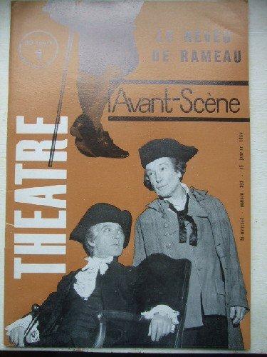 Le Neveu de Rameau - Avant Scne Thtre n 303