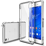 Sony Xperia Z3 Coque - Ringke FUSION ***Capuchon Anti-Poussière & Chute Protection*** [FREE HD ...