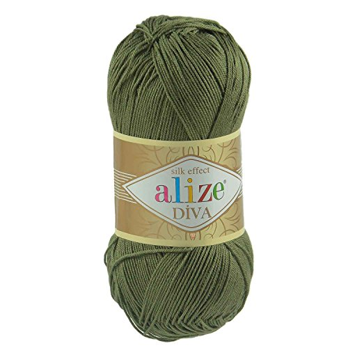 strickgarn-alize-diva-100g-farbe-273-tarngrun