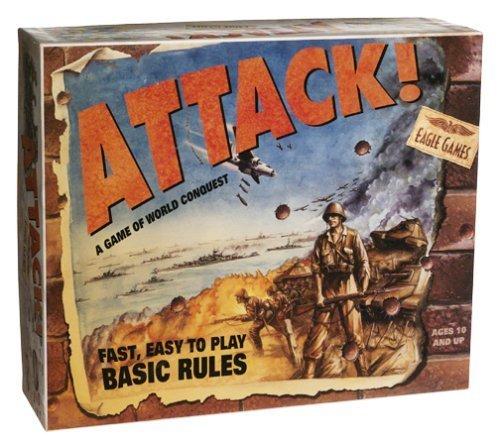 Eagle Games - Juego de estrategia, de 2 a 6 jugadores (importado)