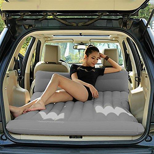 RUIRUI Auto reisen aufblasbare Matratze Air Camping Universal SUV Rücksitz erweiterten Schlafcouch Beflockung , 2