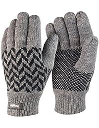 Result Essentials Pattern Unisex Thermo Winter Handschuhe