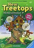 New treetops. Coursebook-Workbook. Con espansione online. Con CD Audio. Per la Scuola elementare: 3