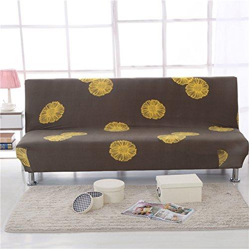 DW&HX 1 stück stretch slipcover,Die polstermöbel schild protector deckt anti-falte-hussen für sessel loveseat sofa spandex polyestergewebe -V - Deckt Liege