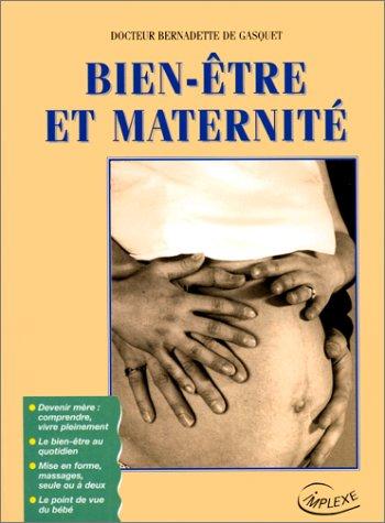 [EPUB] Bien-être et maternité