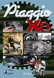Le Piaggio X8